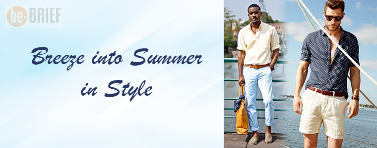 Breeze Into Summer In Style